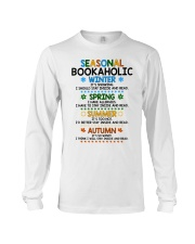 Seasonal Bookaholic Long Sleeve Tee thumbnail