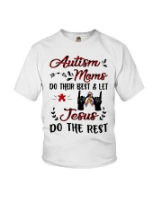 Autism moms do their best Youth T-Shirt thumbnail