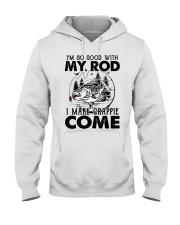 I make crappie come Hooded Sweatshirt thumbnail