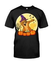 Pitbull Halloween Classic T-Shirt front
