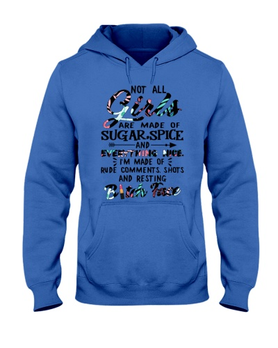 Not All Girls Are Made Of Sugar