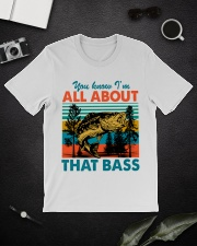 Im All About That Bass Classic T-Shirt lifestyle-mens-crewneck-front-16