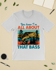 Im All About That Bass Classic T-Shirt lifestyle-mens-crewneck-front-19