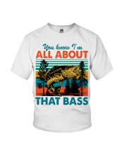 Im All About That Bass Youth T-Shirt thumbnail