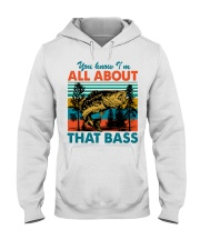 Im All About That Bass Hooded Sweatshirt thumbnail