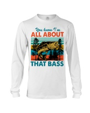 Im All About That Bass Long Sleeve Tee thumbnail