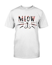 Meow - Limited Edition Classic T-Shirt tile