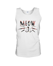 Meow - Limited Edition Unisex Tank tile