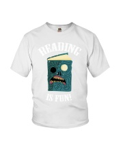 Reading is Fun Youth T-Shirt thumbnail