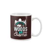 Going to the woods is going home Mug thumbnail