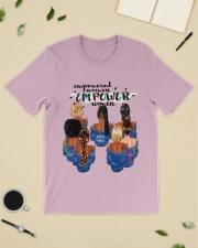 Empower Women Classic T-Shirt lifestyle-mens-crewneck-front-19