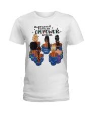 Empower Women Ladies T-Shirt tile