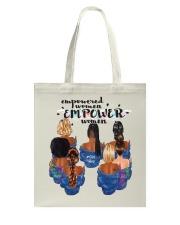 Empower Women Tote Bag tile