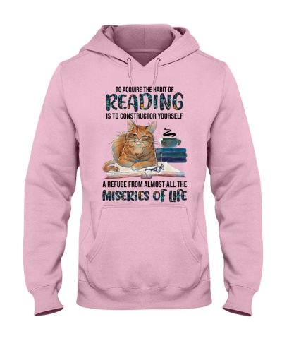 To acquire the habit of reading