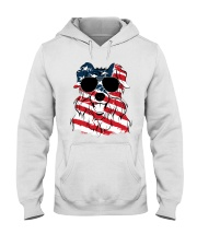 Cute Australian Shepherd Hooded Sweatshirt thumbnail