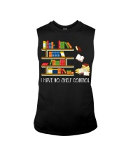 I Have No Shelf Control Sleeveless Tee thumbnail