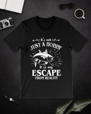 My Escape From Reality Classic T-Shirt lifestyle-mens-crewneck-front-16