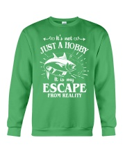 My Escape From Reality Crewneck Sweatshirt thumbnail