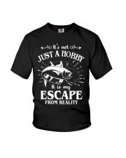 My Escape From Reality Youth T-Shirt thumbnail