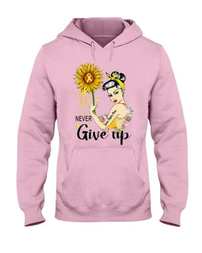 Spina bifida mom - Never give up