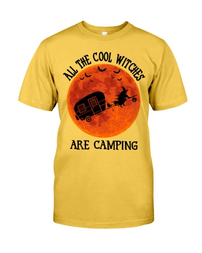 Cool Witches Are Camping