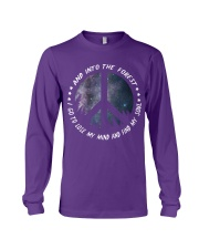 I go to lose my mind and find my soul Long Sleeve Tee thumbnail
