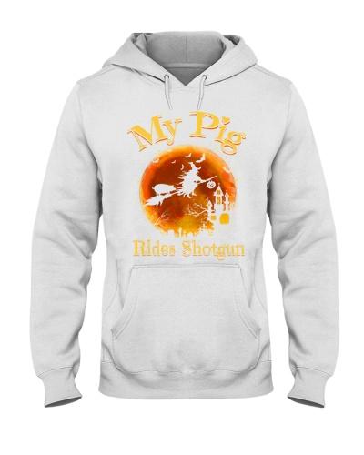 My Pig Rides Shotgun