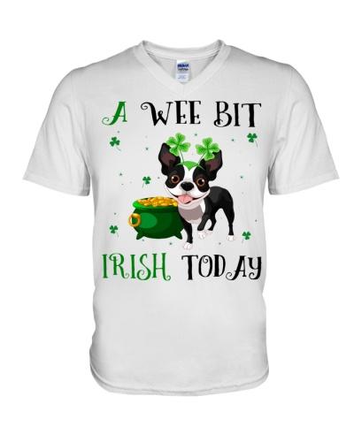 A wee bit - Irish today