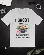 I Shoot People Photograph Lover Classic T-Shirt lifestyle-mens-crewneck-front-16