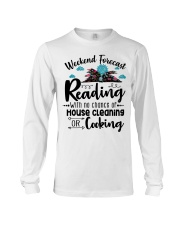 Weekend forecast Reading Long Sleeve Tee thumbnail