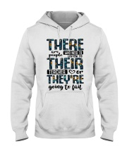 There Are People Who Need Hooded Sweatshirt thumbnail