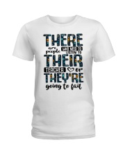 There Are People Who Need Ladies T-Shirt thumbnail