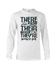 There Are People Who Need Long Sleeve Tee thumbnail
