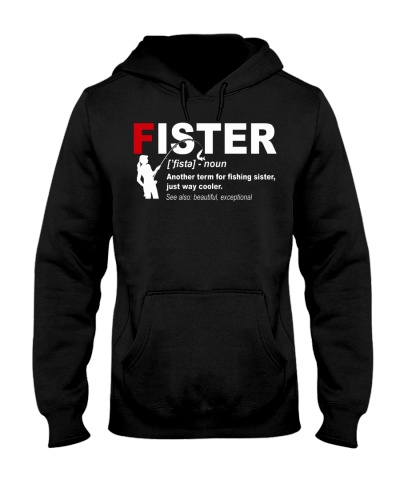 Fister fishing sister