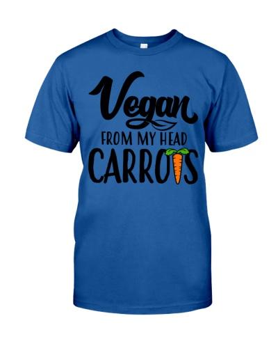 Vegan From My Head Carrots