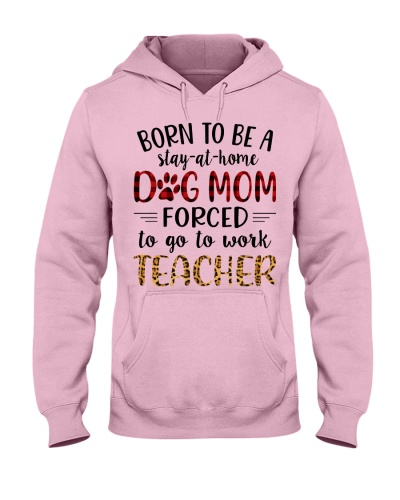 Born to be a stay at home - Dog mom to go to work