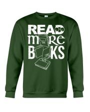 Read More Books Crewneck Sweatshirt thumbnail