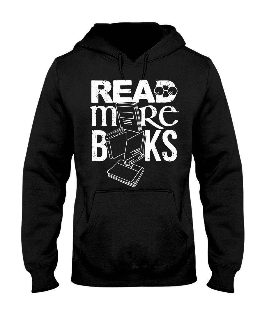 Read More Books Hooded Sweatshirt