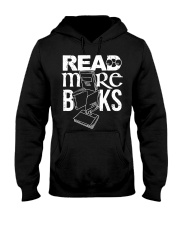 Read More Books Hooded Sweatshirt front