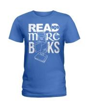 Read More Books Ladies T-Shirt thumbnail