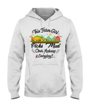 Farm girl Hooded Sweatshirt thumbnail