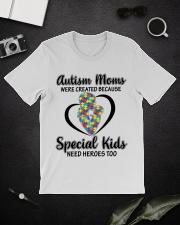 Autism mom Classic T-Shirt lifestyle-mens-crewneck-front-16