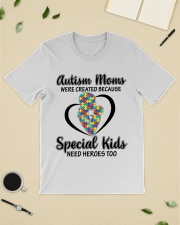 Autism mom Classic T-Shirt lifestyle-mens-crewneck-front-19