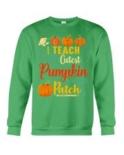 I Teach The Cutest Pumpkin In The Patch Crewneck Sweatshirt thumbnail