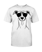 Cute Italian Greyhound Classic T-Shirt tile