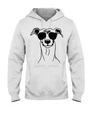Cute Italian Greyhound Hooded Sweatshirt tile