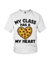 My Class Has A Pizza My Heart Youth T-Shirt tile