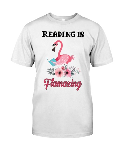 Reading is flamazing