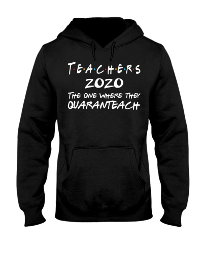 Teachers 2020 - The one where they quaranteach