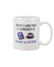 Sponsored By Books And Coffee Mug thumbnail